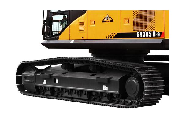 SY385H-9大型挖掘机